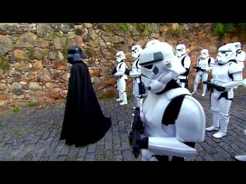 STAR WARS PRANK Episode1