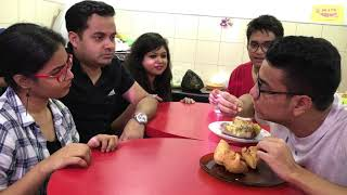 Typo | Types of people in a college canteen | Mirchi Agni | Mirchi Somak