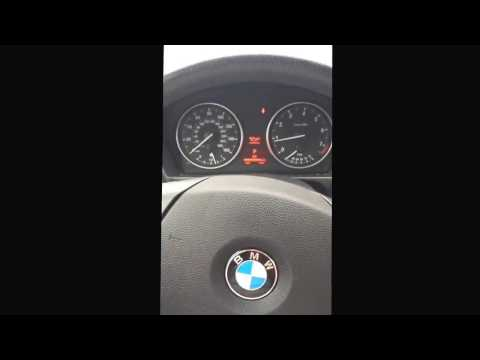 2008 BMW 328i how to check oil level