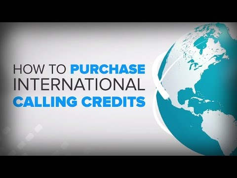 How to purchase international calling credits | magicJack