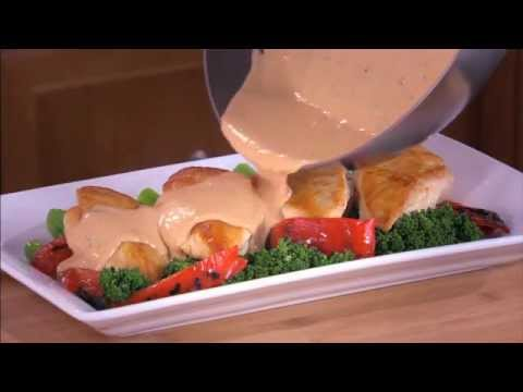 Philly Cooking Creme: Chicken with Creamy Tomato Basil Sauce