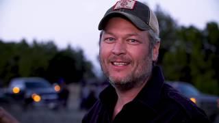 Blake Shelton  Gods Country Behind The Scenes