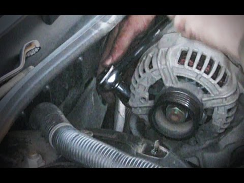 How to remove an alternator -  2006-2016 Chevy Impala