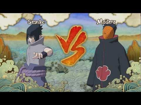 Naruto Shippuden Ultimate Ninja Storm 3: How to Get EMS Sasuke - Fragment