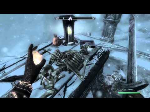 **New Skyrim - How To Get Unlimited Gold/Money Glitch! (HD)