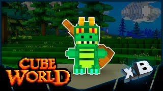 Much Hype! :: Let's Play Cube World :: E01