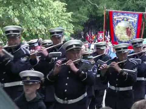 From Northern Ireland - Highlights of the 2017 Orangemen's Day Parade