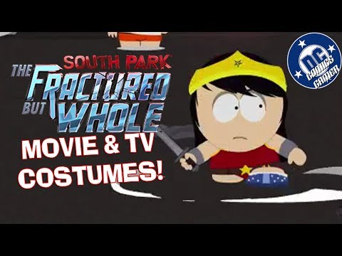 South Park The Fractured But Whole - How To Get Movie Costumes!