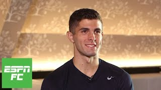 Exclusive Christian Pulisic interview on U.S. Soccer | ESPN FC