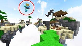 INSANE HACKER vs BEDWARS NOOBS! | Minecraft Bedwars