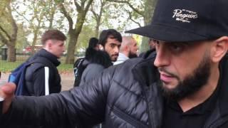 Ex-SHIA (Atheist) vs Br. Ibrahim ||**FUNNY** || Speakers Corner 2016
