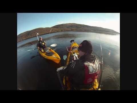 Kayak Fishing for Pike in the Lake District