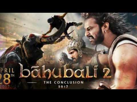 Bhahubali 2 teaser & trailer - Tamil latest movie