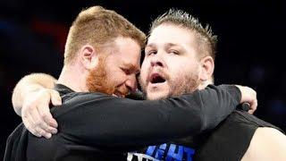 WWE BREAKING NEWS Kevin Owens Sami Zayn BACKSTAGE 2017!  wwe highlights wwe results wwe universe