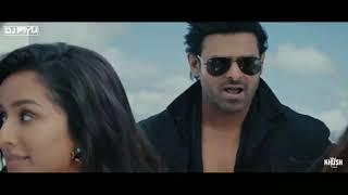 Saaho: Enni Soni Song ( Remix ) - Dj piyu | Prabhas, Shraddha Kapoor | Guru Randhawa, Tulsi Kumar