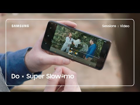 Samsung Sessions: The Slow Mo Guys (Radically Slowing Down Time)