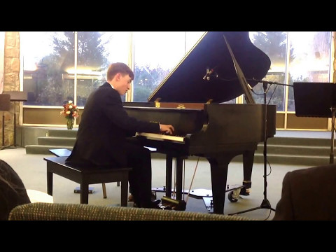 Sammy Maddox 2017 EPSMF Competition for Young Musicians Piano Performance (May 6, 2017)