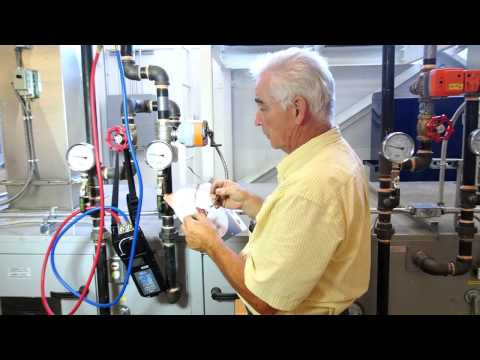 Measuring Water Flow Rate at Circuit Balancing Valves