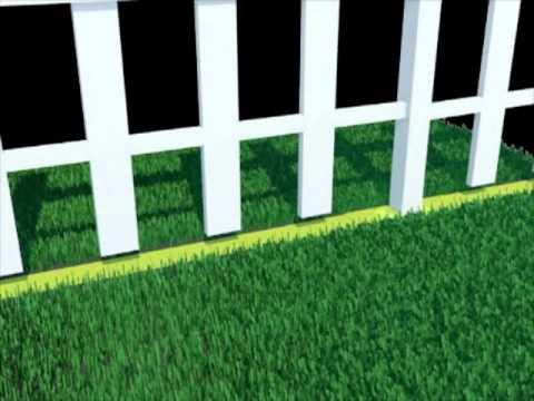 Ian Bill | Fence Line Weed Guard