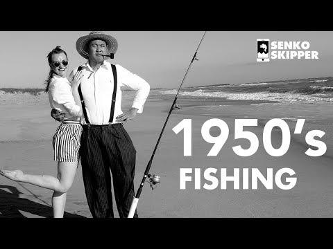 Classic Beach Fishing methods that still work today!