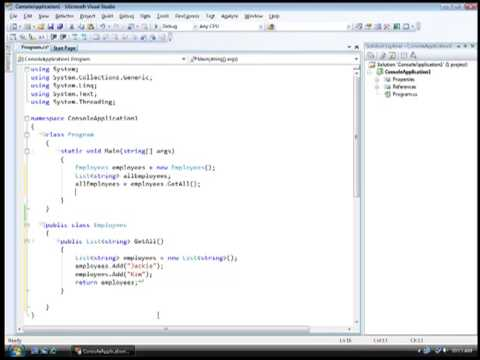 Using Speech Recognition to Program in MS Visual Studio