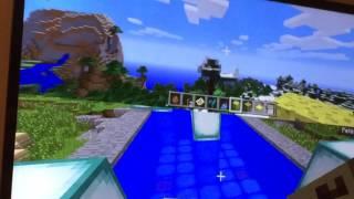 Minecraft 9.5 on Xbox w/John