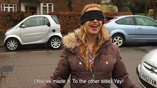 Blindfolded For a Day