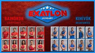 Orden de Eliminación: Exatlón Hungría (2020)   Megbízás za Megszüntető: Exatlon Hungary (2020)