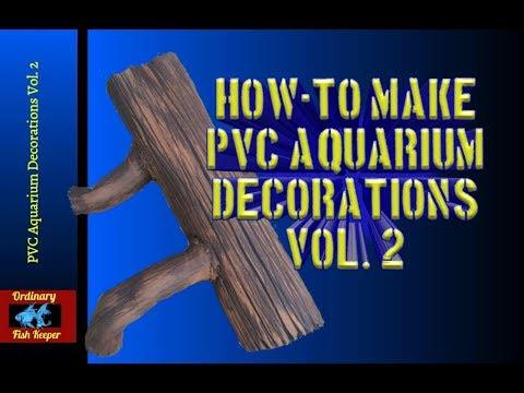 PVC Aquarium Decorations Vol.2 - Ordinary Fish Keeper
