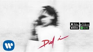 "Kehlani ""Did I"" [Official Audio]"
