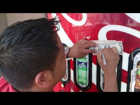 Copy of Vending Machine Dollar Illusion