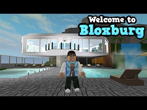 HOW TO BUILD MY GUEST HOUSE! BLOXBURG | FAMBAM GAMING | ROBLOX