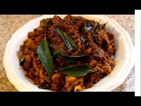 Chettinad Chicken Curry-Kerala Recipe/EPISODE 47