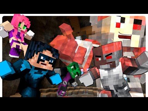 [Season FINALE] Minecraft Cyborg vs Brother Blood's Revenge! (Ep. 10 Minecraft Roleplay)