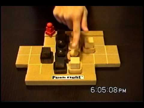 Push Fight Board Game