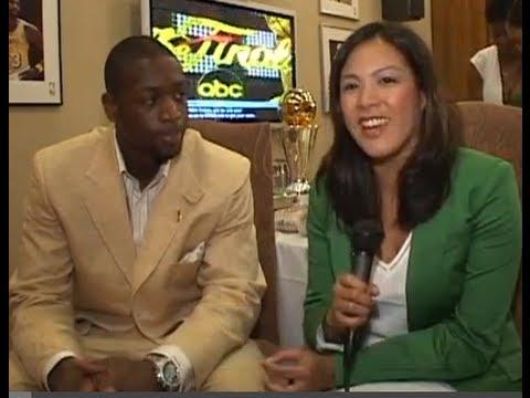 Interview: Dwyane Wade of NBA's Miami Heat