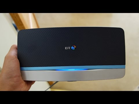 BT Home Hub 5  - Setup, Unboxing and Review
