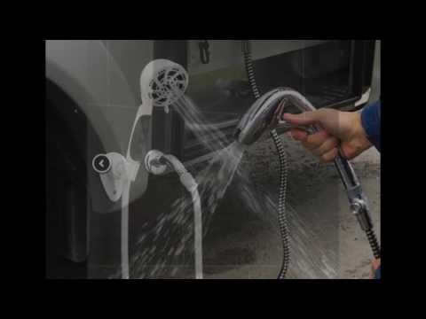 Test RV Shower heads