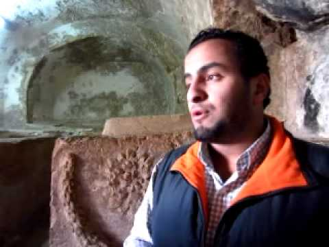 Tour of the Cave mentioned in Surah Kahf (in english)