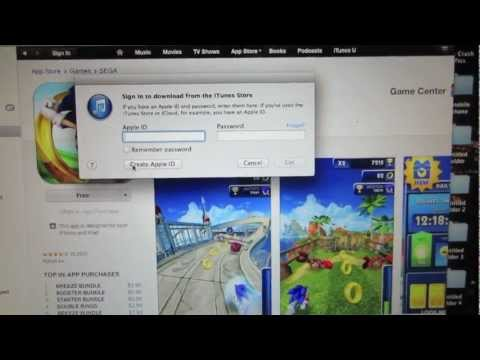 Create an iTunes account No Credit Card Required