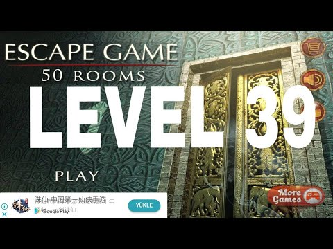 Escape The 100 room 1 - Level 39