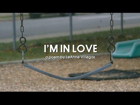 I'm In Love - A Slam Poem