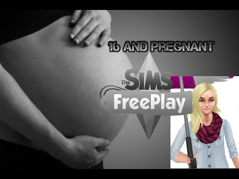 Sims Freeplay Part 1 | 16 and Pregnant