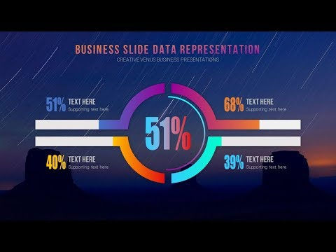 Learn to Design Smart Business Diagram Using iSlide Plugin in Microsoft Office 365 PowerPoint PPT