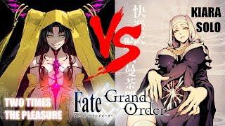 FGO NA SERAPH Event - 0 KP Kiara Final Battle (HARD MODE