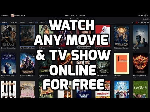 How To Watch any English Movie and TV show Online For Free without buffering