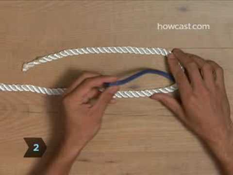 How to Tie the Sheet Bend Knot