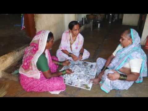 Eco-friendly Handmade Paper Mache Ganesha Making Prossess