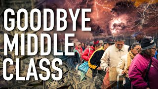 Goodbye Middle Class: Half Of All American Workers Made Less Than $34,248.45 Last Year