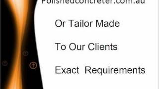 polishedconcreter Videos